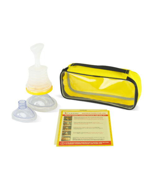 LifeVac Choking First Aid