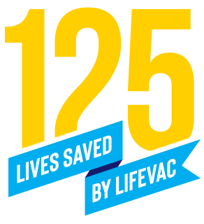 Police Save Choking Victim with LifeVac!