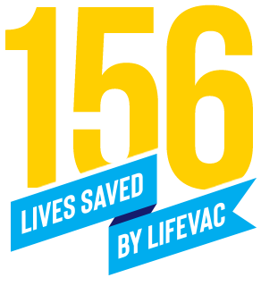 LifeVac Saves Young Girl in Wheelchair #156