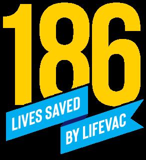 LifeVac Choking First Aid Saves 186th Life