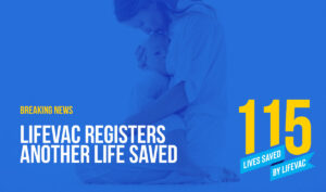 Toddler saved from Choking with LifeVac
