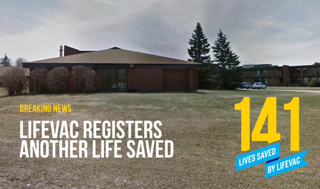 LifeVac Saves Life in Care Home