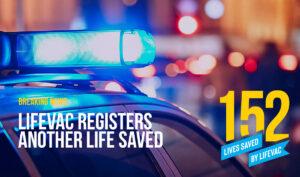 EMT saves toddler with LifeVac